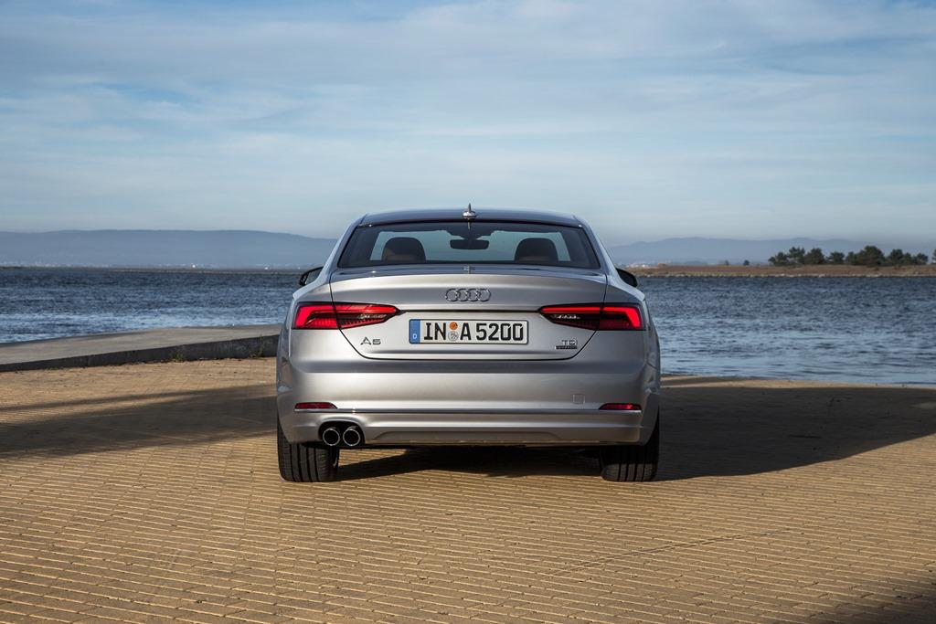 Audi A5 B9