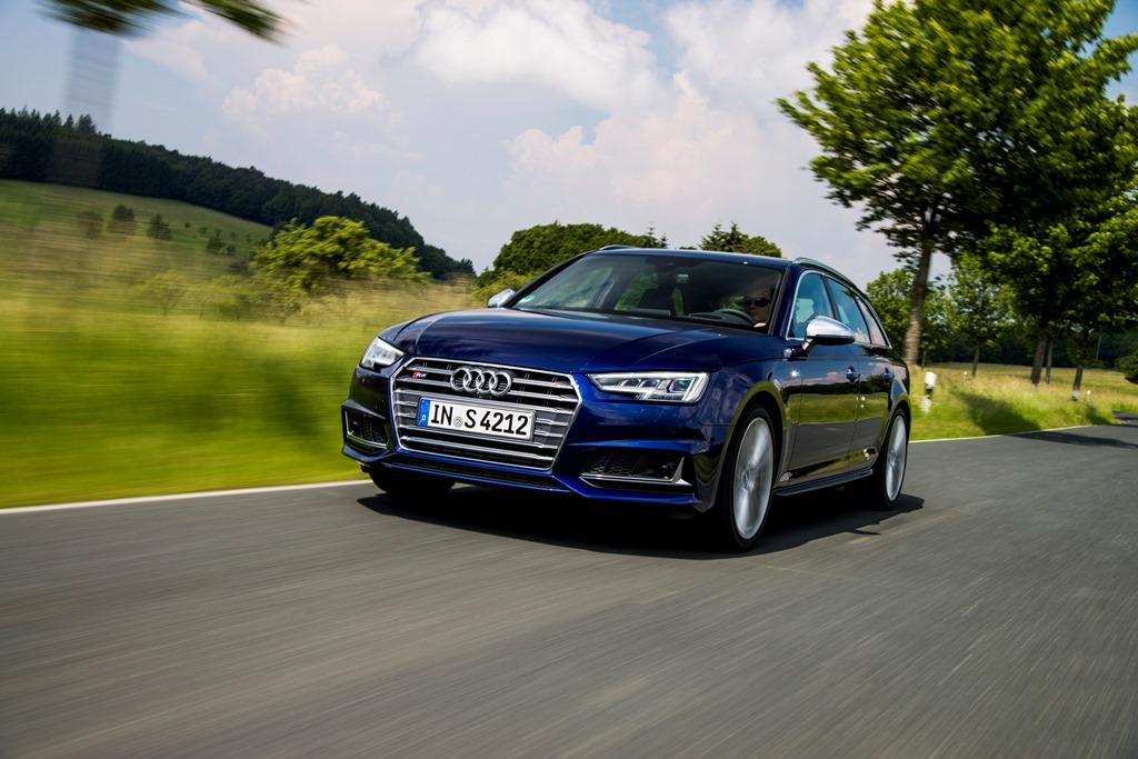 Audi S4 Avant B9