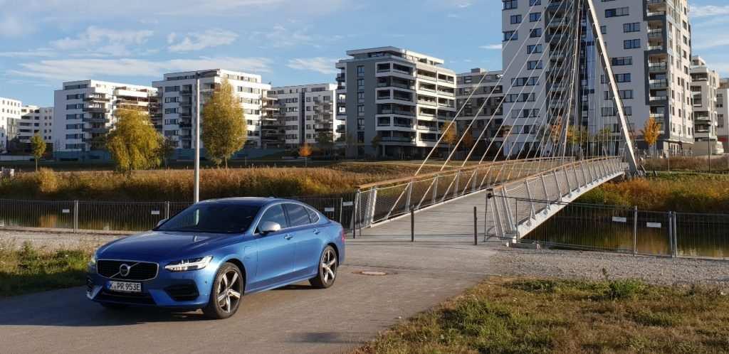 Volvo S90 R-Design T8 Twin Engine