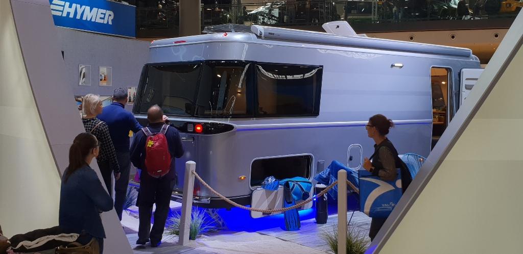 Hymer Touring 820