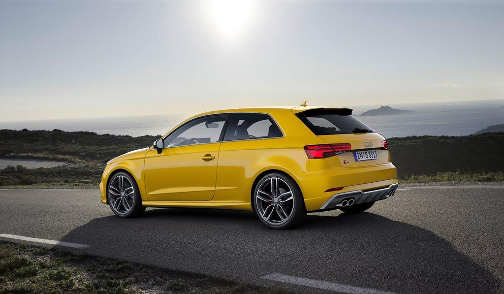 Audi S3 Facelift