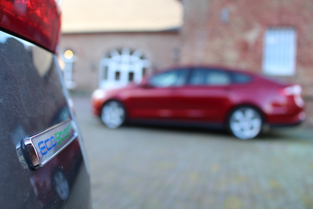 Ford Mondeo mit EcoBoost-Motor