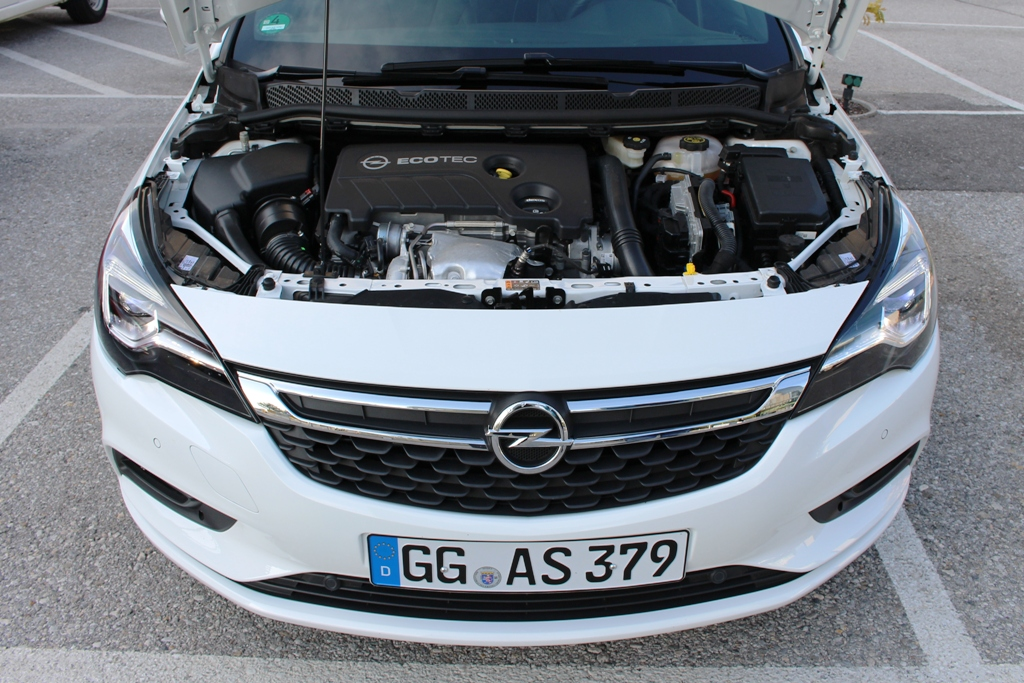 Opel Astra 1.6 ECOTEC 200 PS