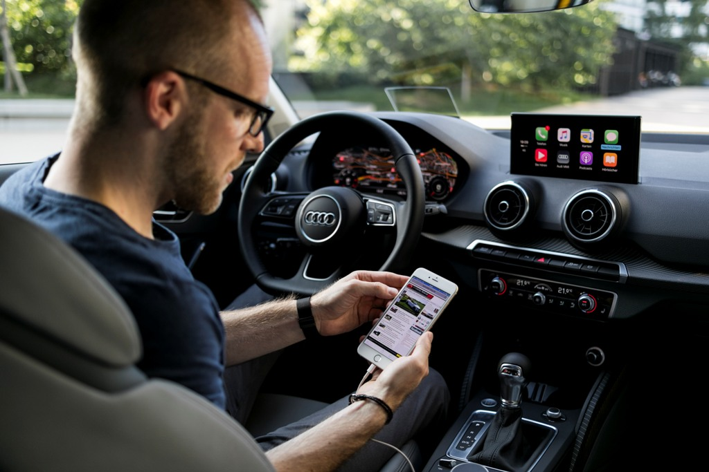 Daniel Przygoda, Apple CarPlay