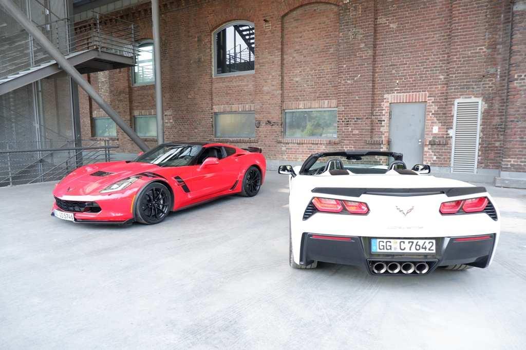 2x V8 - Grand Sport und Stingray