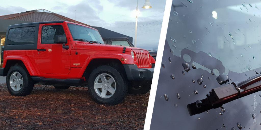 Eastereggs Autoglas: Jeep
