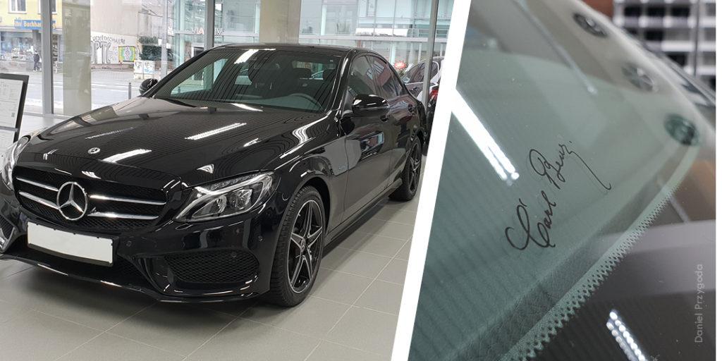 Eastereggs Autoglas: Carl Benz