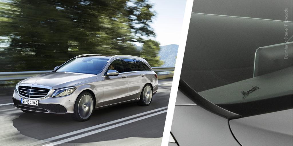 Eastereggs Autoglas: Mercedes