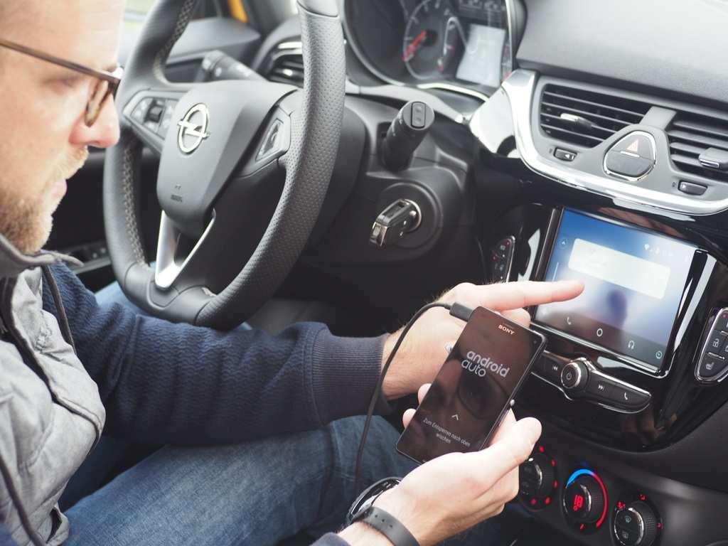 Konnktivität: Android Auto