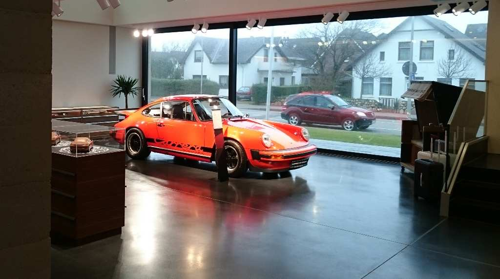 Porsche 911 Carrera G-Modell