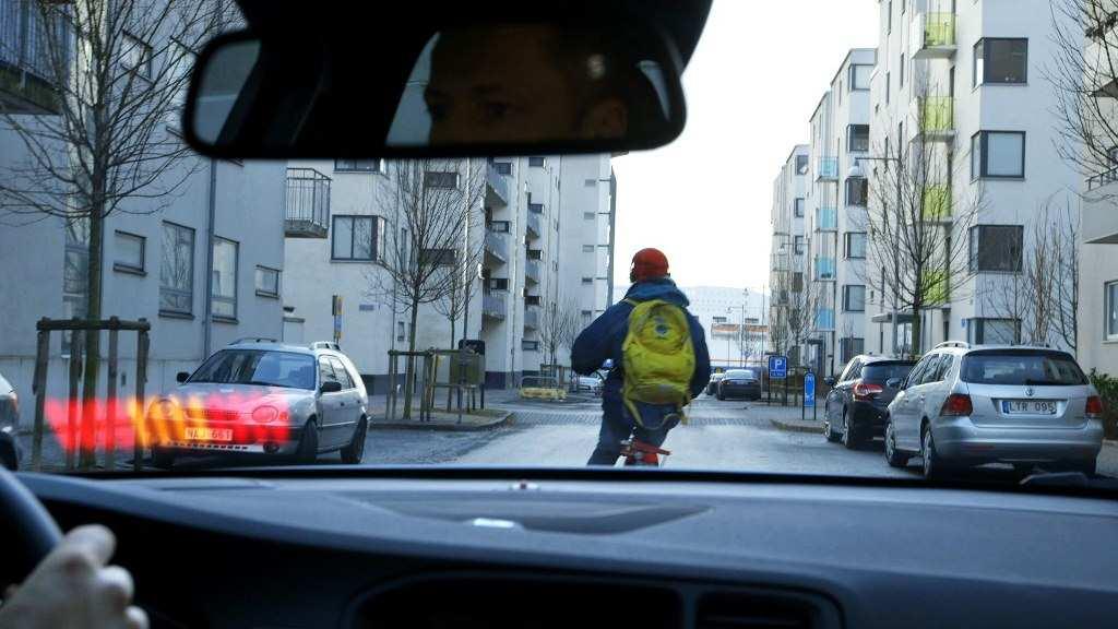 Fußgängererkennung