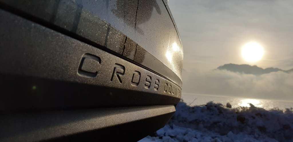 Cross Country Unterfahrschutz Heck