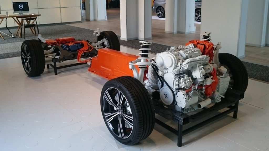Volvo V60 TwinEngine