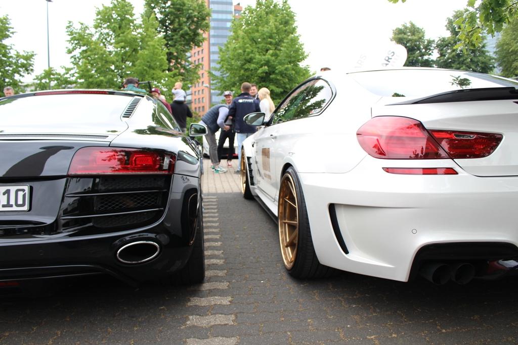 Cars & Coffee Düsseldorf