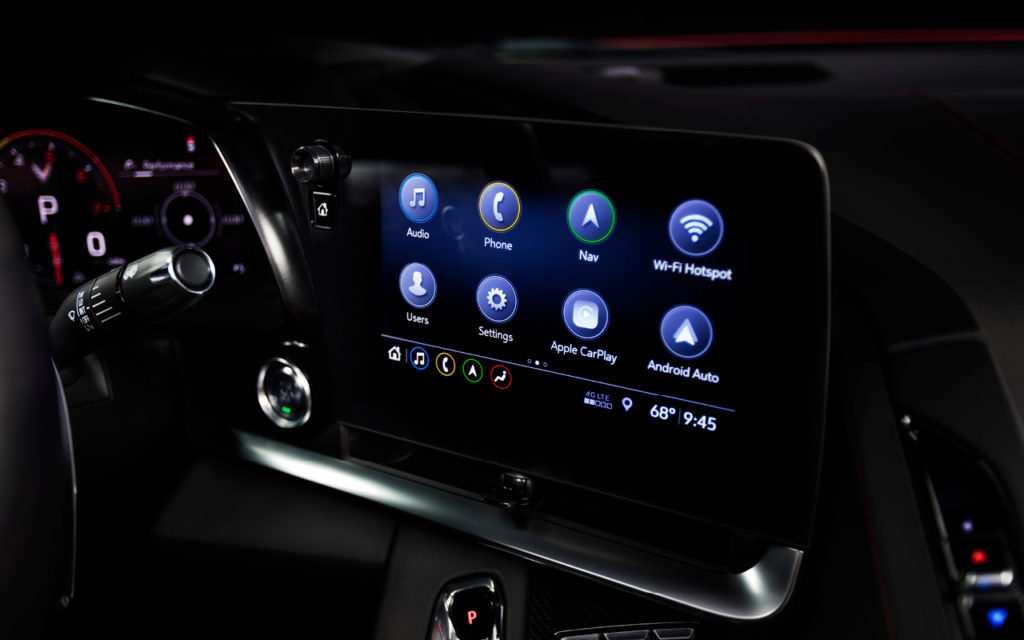 Infotainmentsystem mit Android Auto