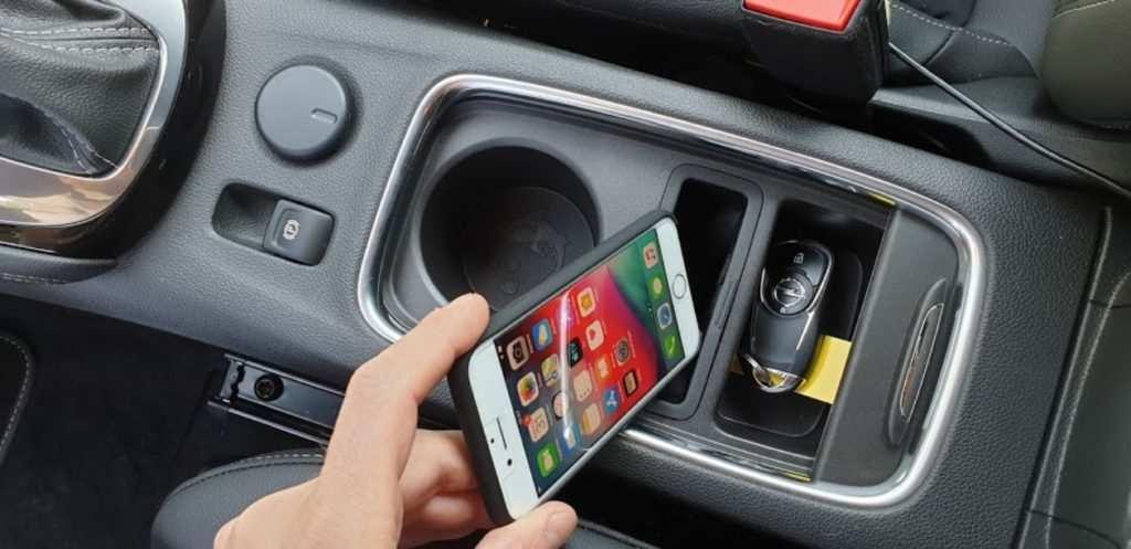 Ladeschale für Smartphone