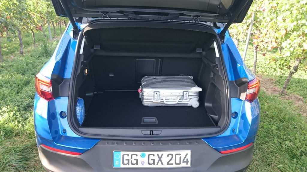 Kofferraum