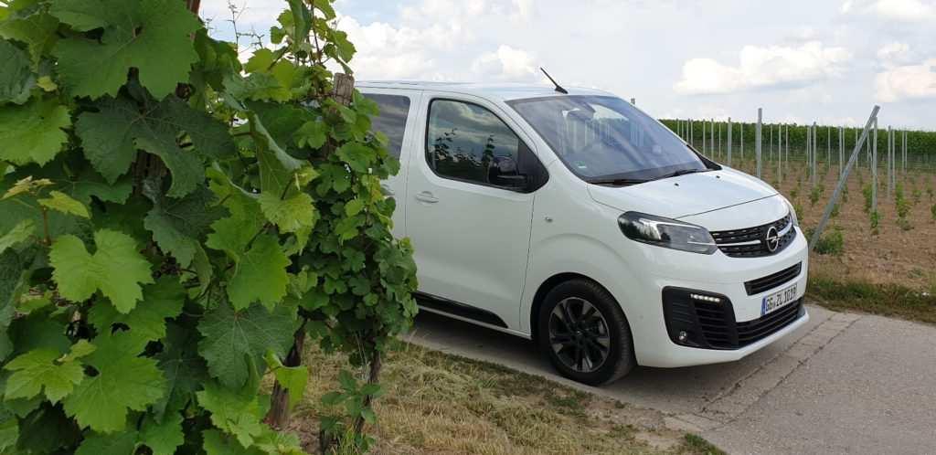 Opel Zafira Life, 2019