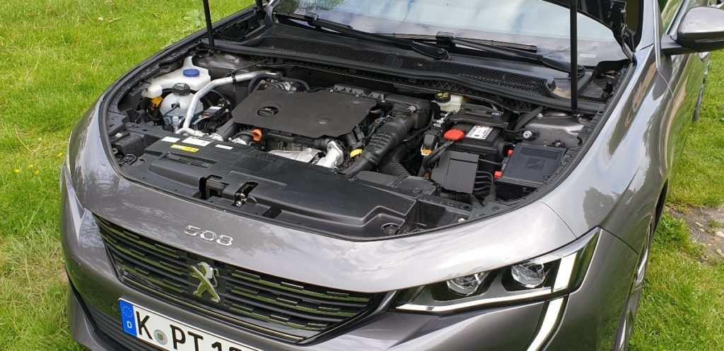 Peugeot 508 BlueHDi130