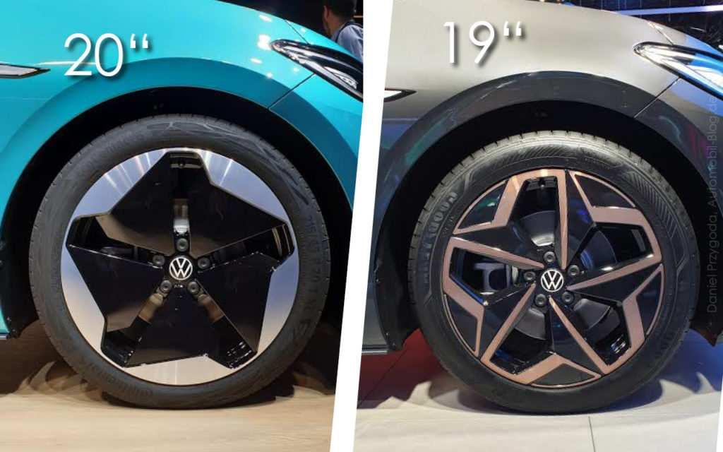 Leichtmetallräder Volkswagen ID.3