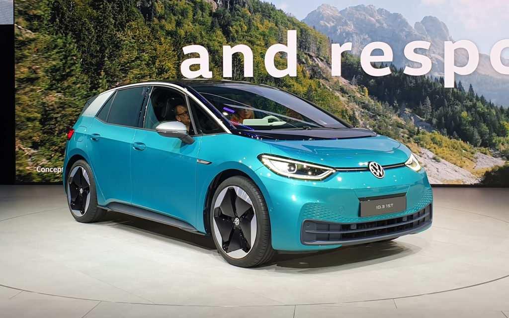 Volkswagen ID.3,