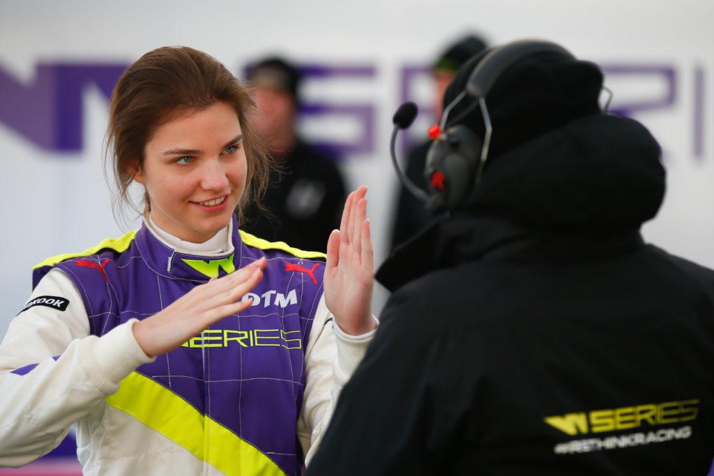 W Series: Lausitzring 2019