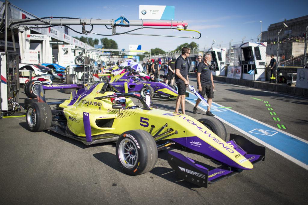 W Series: Norisring 2019