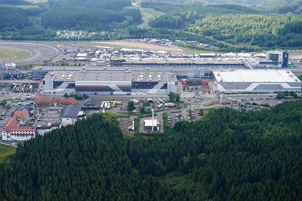 Nürburgring: Grand-Prix-Strecke