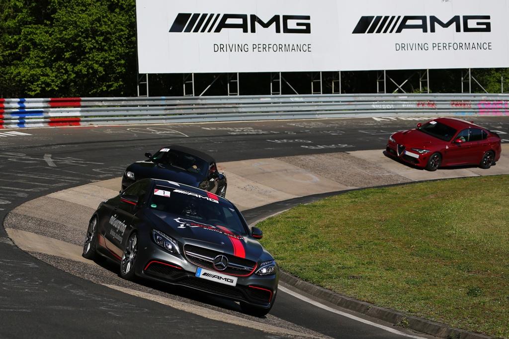Sportfahrertraining: Nürburgring Nordschleife