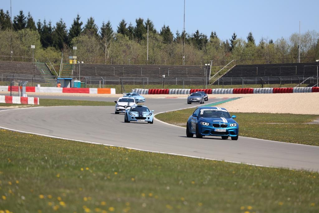 Sportfahrertraining: Nürburgring Grand-Prix Strecke