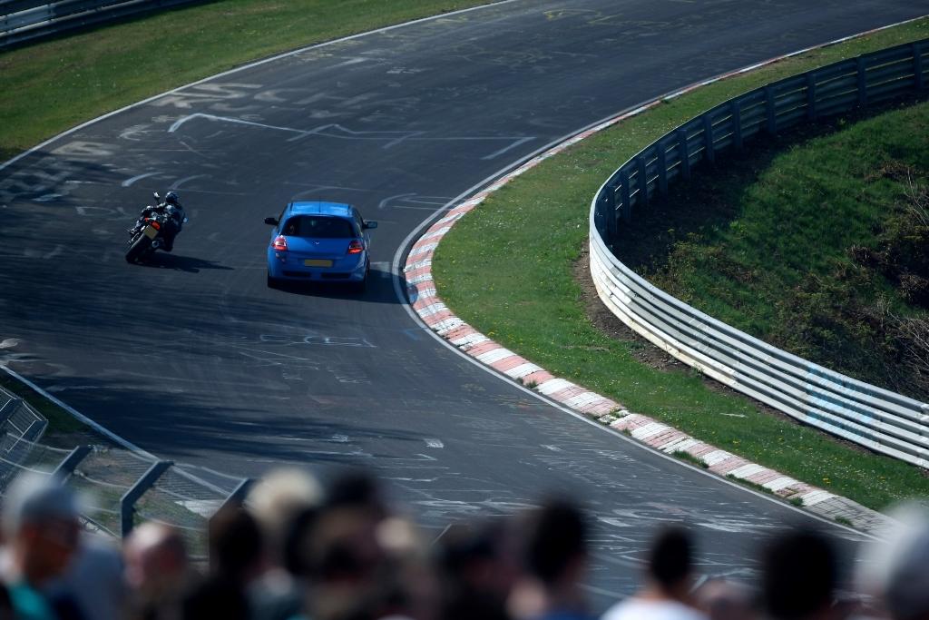 Touristenfahrten: Nürburgring Nordschleife