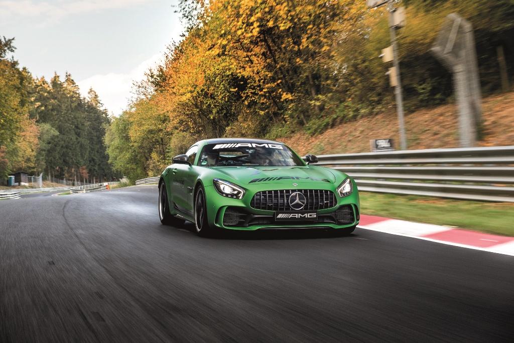 Mercedes-AMG Norschdschleife