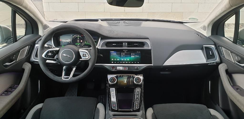 Jaguar I-Pace (2020) - Armaturenbrett