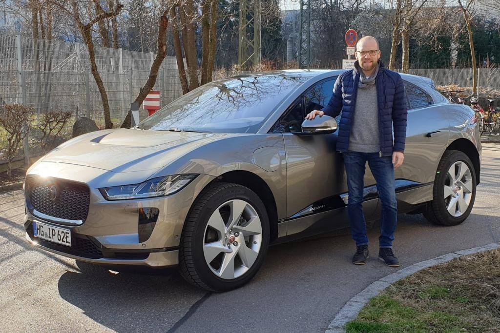 Jaguar I-Pace (2020) - Daniel Przygoda