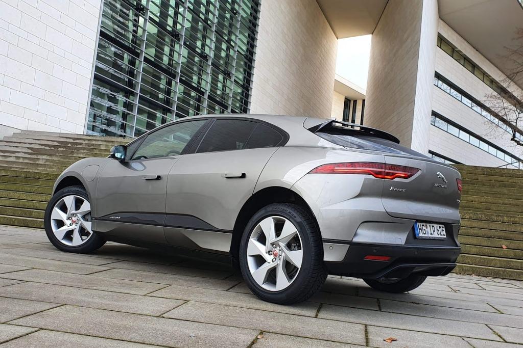 Jaguar I-Pace (2020) - Heckansicht