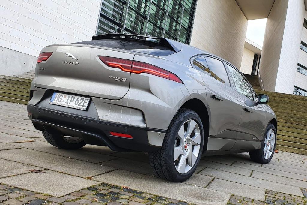 Jaguar I-Pace (2020) - Heck