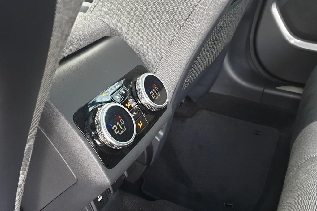 Jaguar I-Pace (2020) - Rücksitzbank