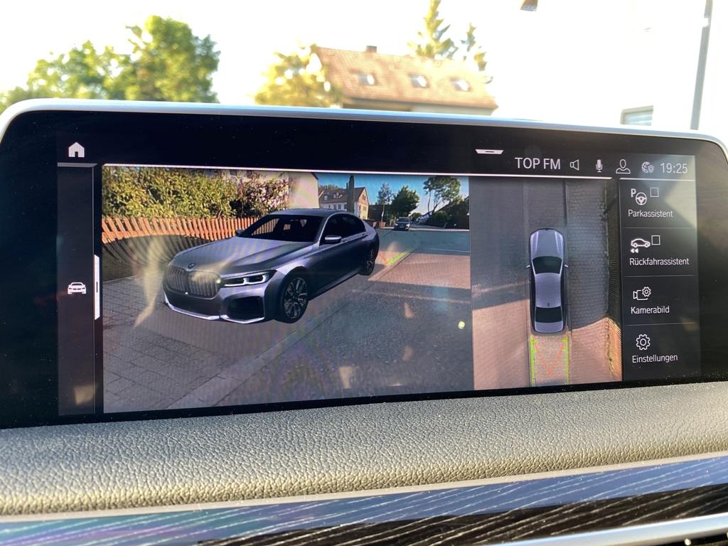 Birdview-Kamera