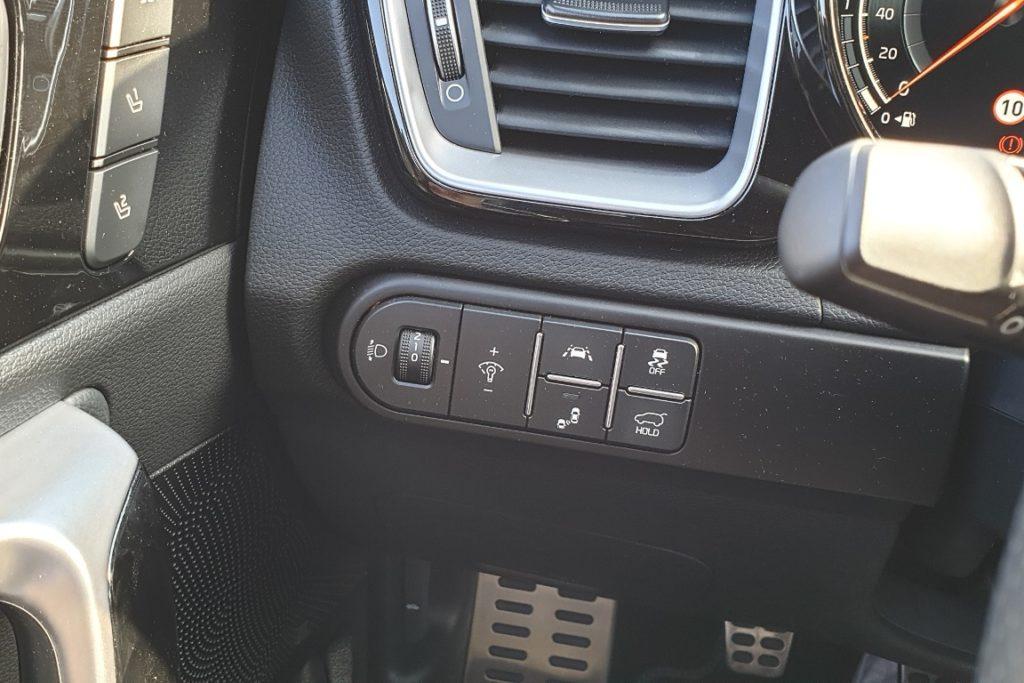 Kia ProCeed Fahrerassistenzsysteme