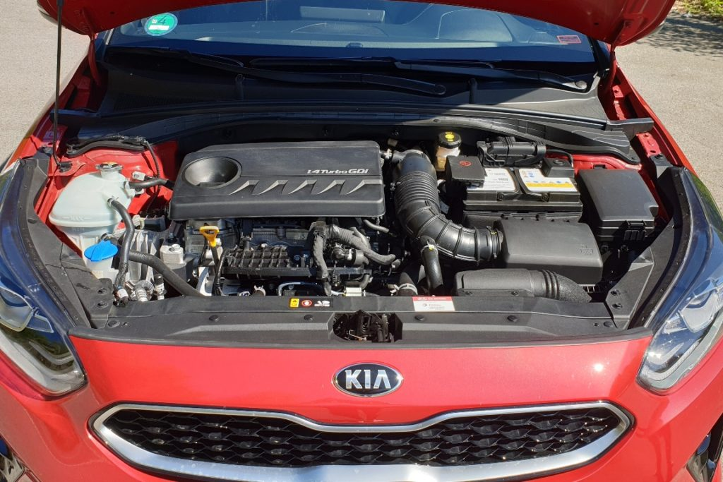 Kia ProCeed 140 PS Motor