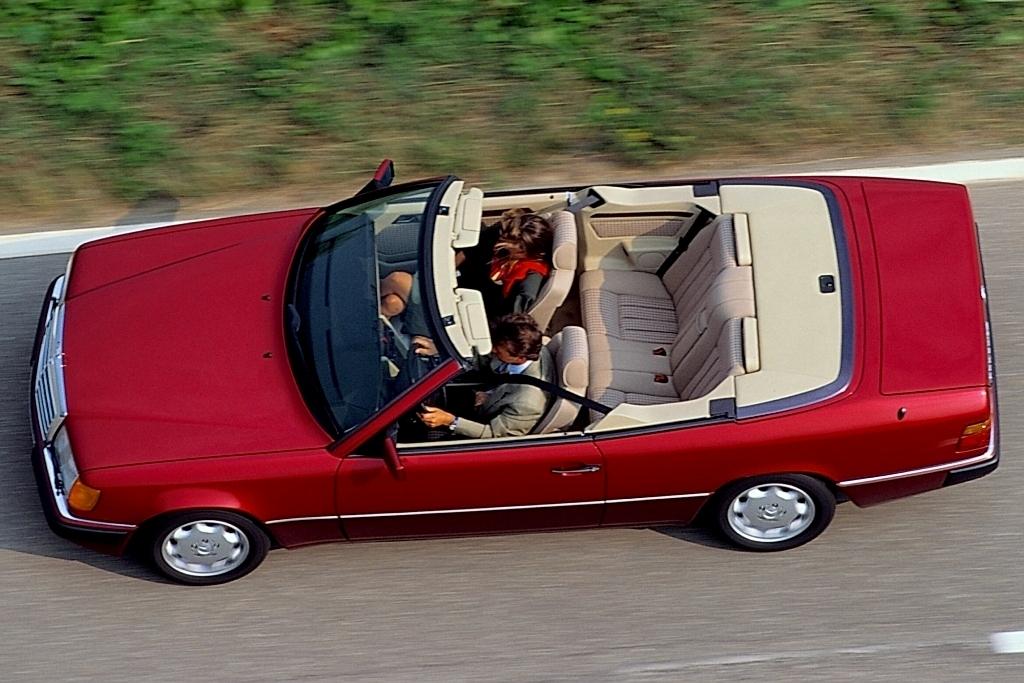 W124 Cabriolet