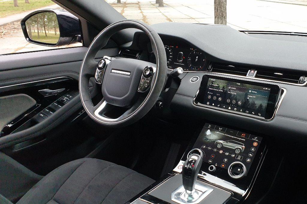 Armaturenbrett Range Rover Evoque