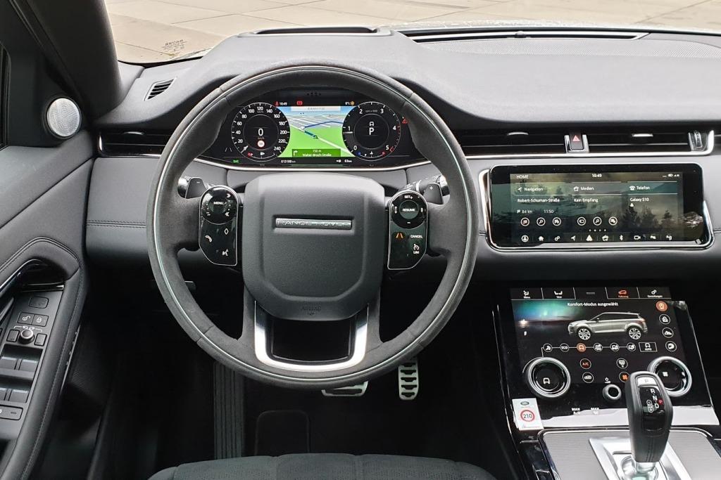Armaturenbrett: Range Rover Evoque