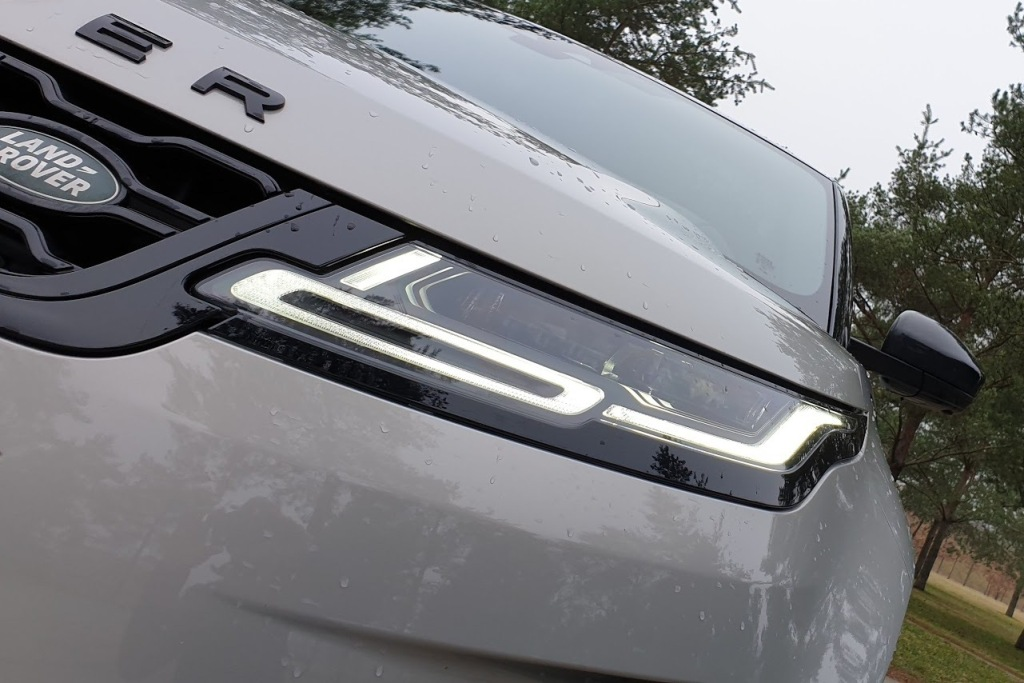 LED-Scheinwerfer Evoque