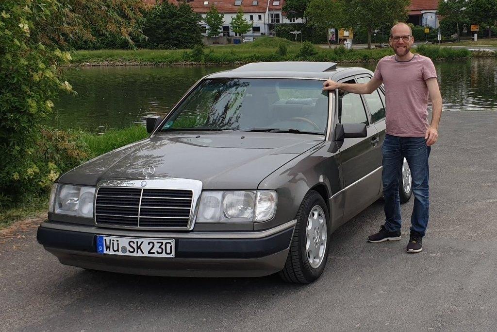 Daniel Przygoda W124