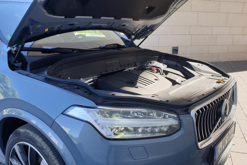Volvo XC90 B5 Motor