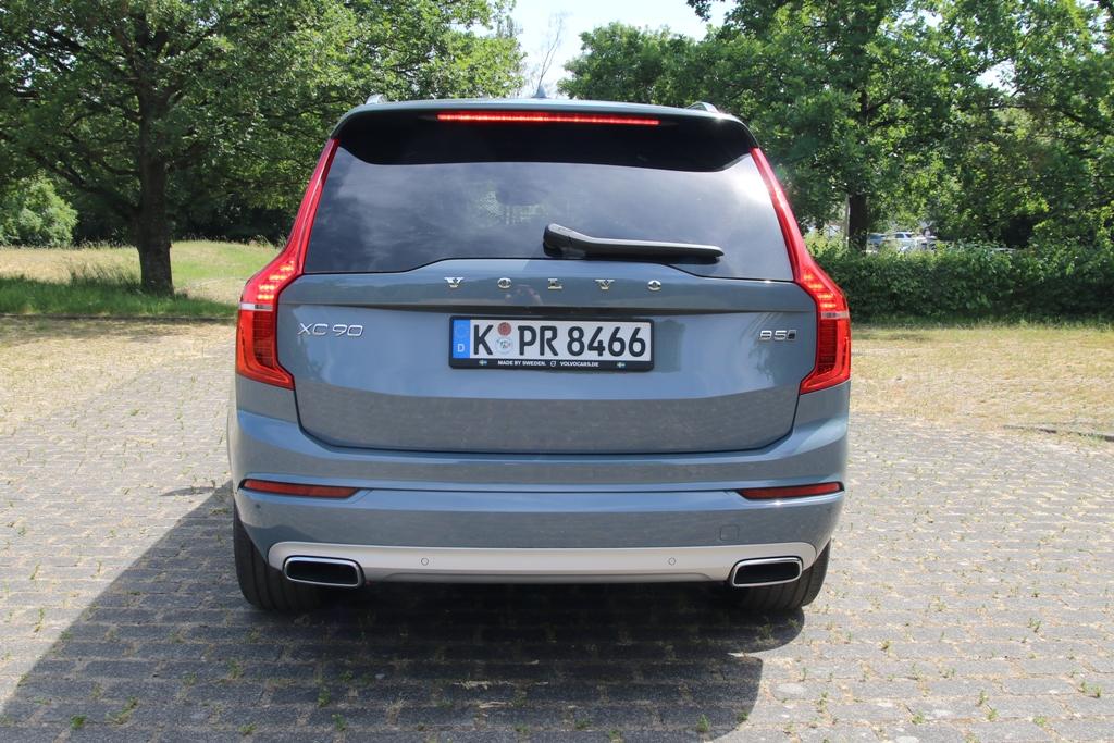 Volvo XC90 Heckansicht