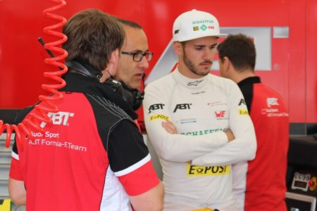 Daniel Abt, Formel E, Interview, Berlin