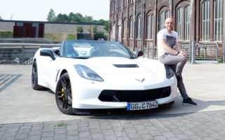 Daniel Przygoda, Corvette C7