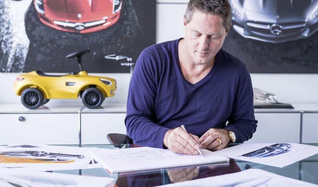 Gorden Wagener, Daimler, Autodesigner, Instagram